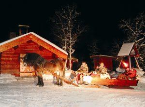 Winter activities-Horse-sleigh in Zakopane